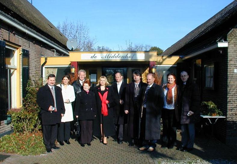 2005 Wyjazd do Holandii na zaproszenie NVM