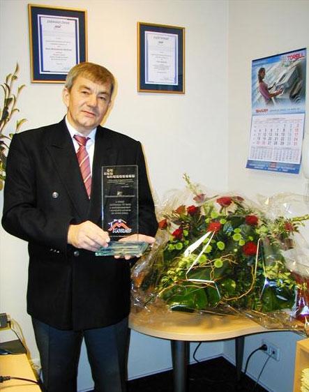 2006 Dziesięć lat pracy w Korab